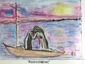 reconciliation by shaun lambert