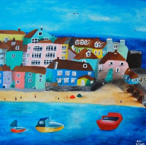 Harbour Bay by Emily Marten